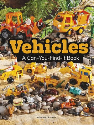 cover image of Vehicles