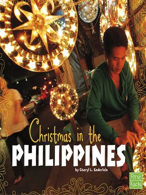 cover image of Christmas in the Philippines