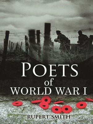 cover image of Poets of World War I