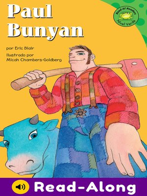 cover image of Paul Bunyan