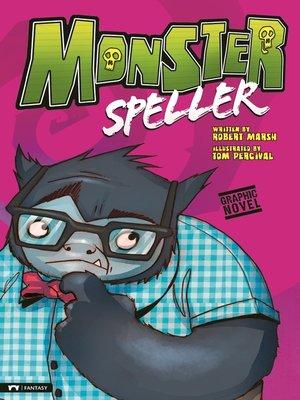 cover image of Monster Speller