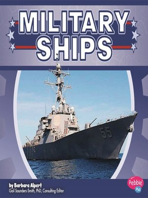 cover image of Military Ships
