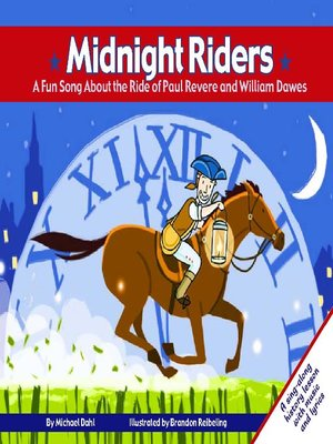 cover image of Midnight Riders