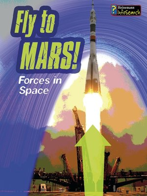 cover image of Fly to Mars!