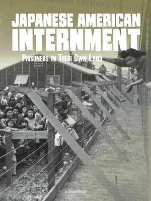 cover image of Japanese American Internment