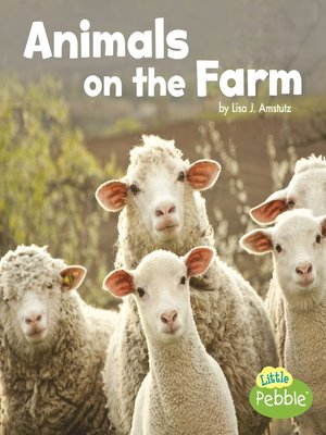 cover image of Animals on the Farm