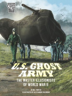 cover image of U.S. Ghost Army
