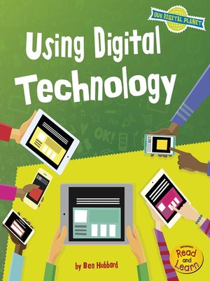 cover image of Using Digital Technology