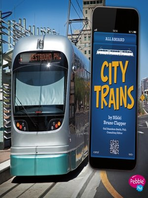 cover image of City Trains