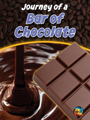 cover image of Journey of a Bar of Chocolate