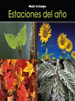 cover image of Estaciones del año