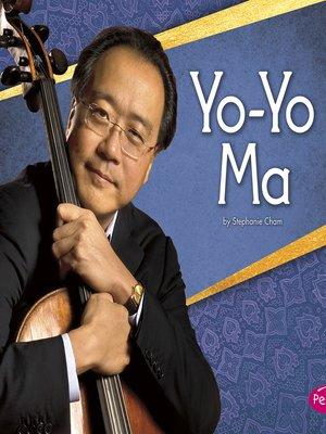 cover image of Yo-Yo Ma