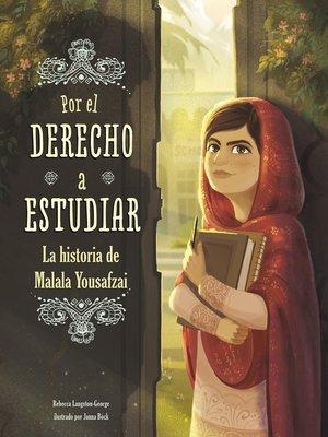 cover image of Por el derecho a estudiar