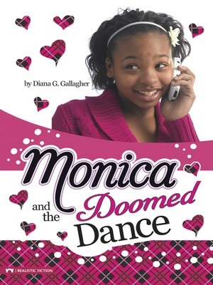 cover image of Monica and the Doomed Dance