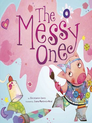 cover image of The Messy One