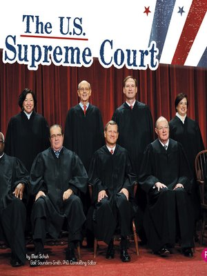 cover image of The U.S. Supreme Court