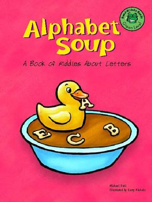 cover image of Alphabet Soup