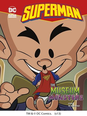 cover image of The Museum Monsters
