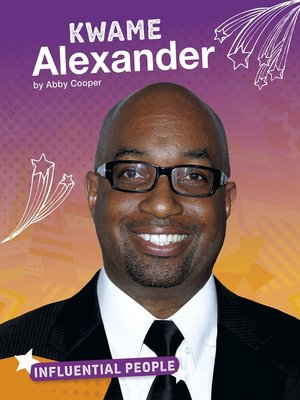cover image of Kwame Alexander