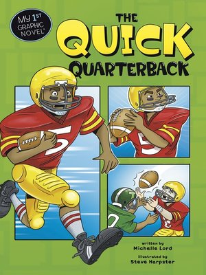 cover image of The Quick Quarterback