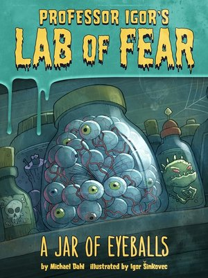 cover image of A Jar of Eyeballs