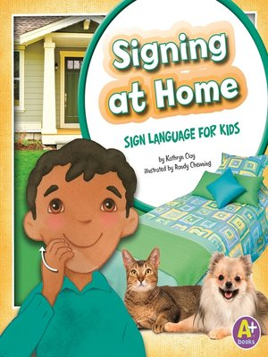 cover image of Signing at Home