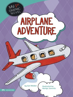 cover image of Airplane Adventure