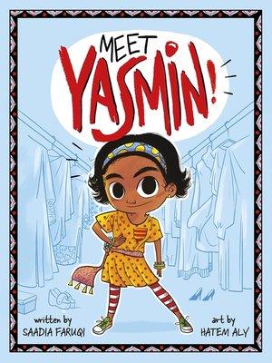 cover image of Meet Yasmin!