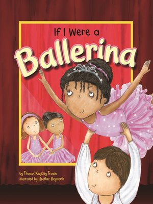 cover image of If I Were a Ballerina