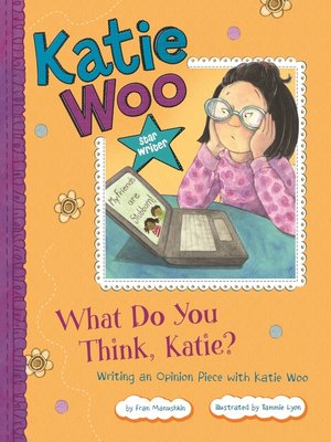 cover image of What Do You Think, Katie?