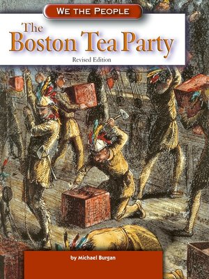 cover image of The Boston Tea Party