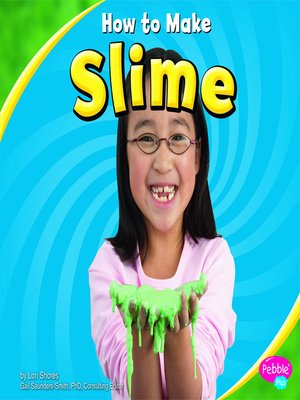 cover image of How to Make Slime