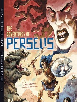 cover image of The Adventures of Perseus