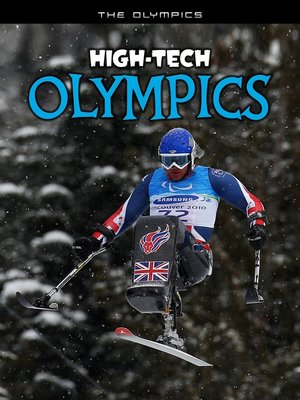 cover image of High-Tech Olympics