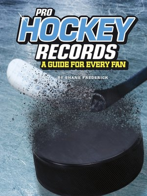 cover image of Pro Hockey Records