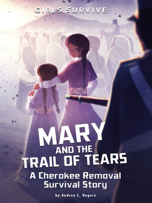 cover image of Mary and the Trail of Tears