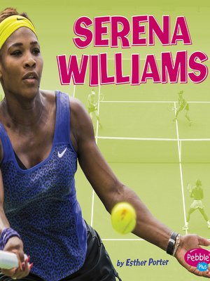 cover image of Serena Williams