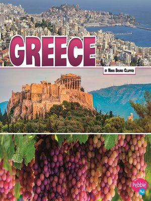 cover image of Let's Look at Greece