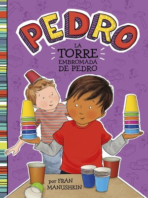 cover image of La torre embromada de Pedro