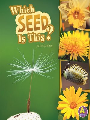 cover image of Which Seed Is This?