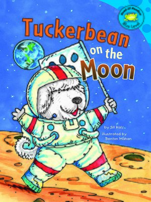 cover image of Tuckerbean on the Moon