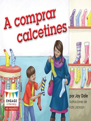 cover image of A comprar calcetines
