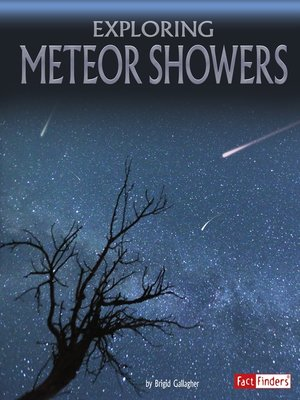 cover image of Exploring Meteor Showers