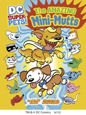 cover image of The Amazing Mini-Mutts