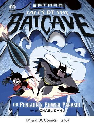 cover image of The Penguin's Power Parasol