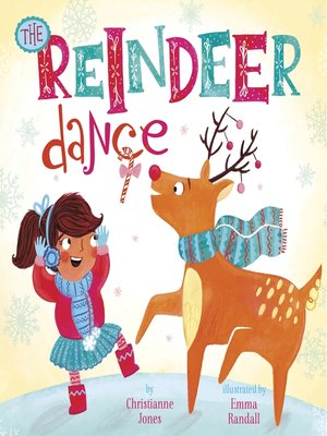 cover image of The Reindeer Dance
