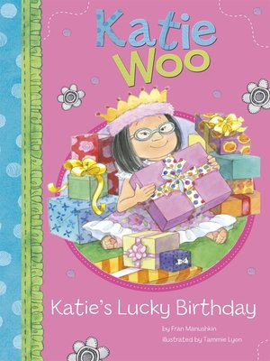 cover image of Katie's Lucky Birthday
