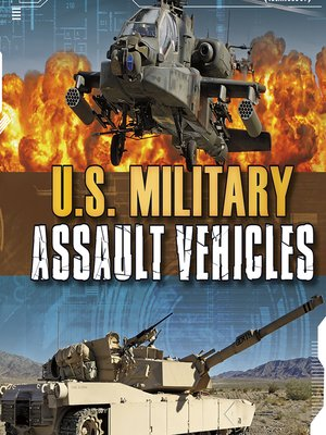 cover image of U.S. Military Assault Vehicles