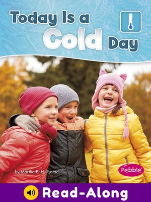 cover image of Today is a Cold Day