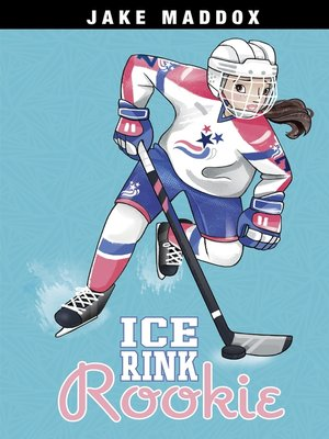 cover image of Ice Rink Rookie